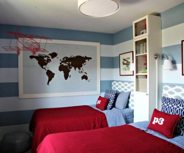 Ideas para Organizar habitacion de un niño