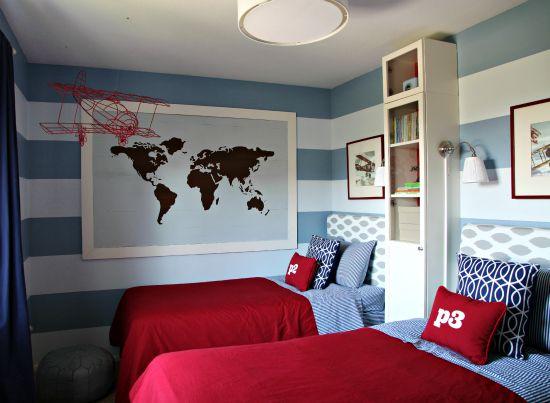 Ideas para organizar habitacion de un ni o - Organizar habitacion ninos ...