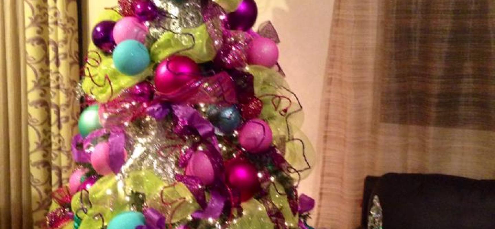 Ideas para decoracion de arbol de navidad 2015 curso de - Adornos para navidad 2015 ...