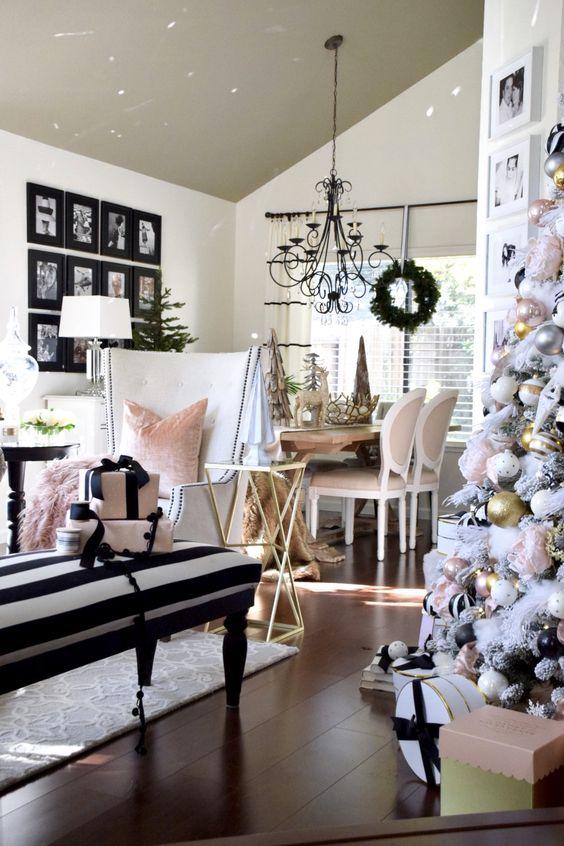 decoracion de arbol de navidad 2018 - 2019