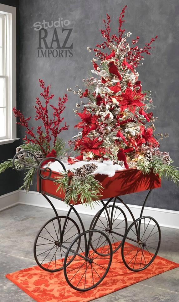 Arbol de navidad 2017 2018 for Navidad 2016 tendencias decoracion