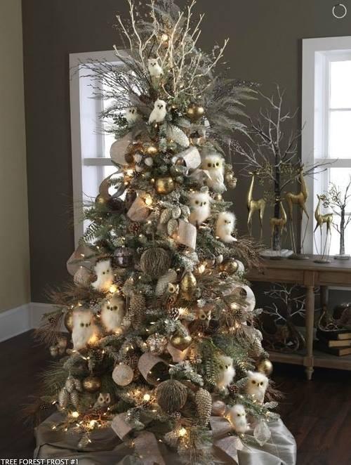 Ideas para decoracion de arbol de navidad 2017 2018 - Ideas arbol de navidad ...