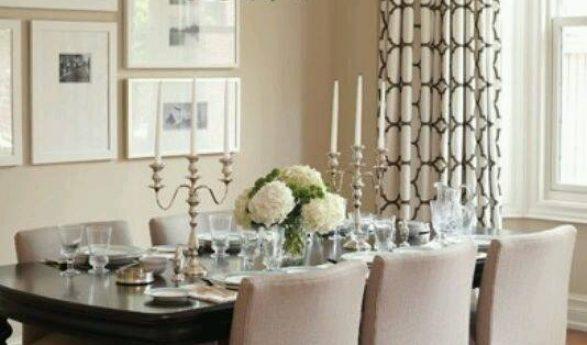28 ideas para organizar y decorar comedores con un toque elegante y sofisticado