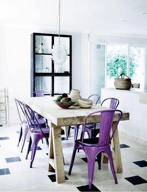 comedores ultra violet
