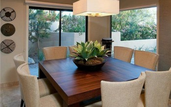Dining rooms elegant and sophisticated