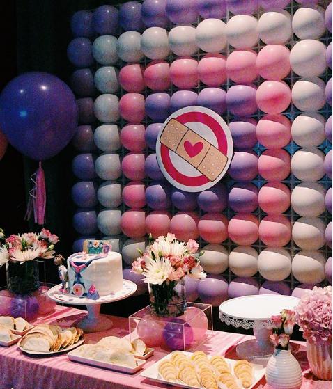 Mesa De Pastel Para Baby Shower.Ideas Para Fiesta De Doctora Juguetes Tendencias En