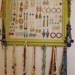 Ideas para organizar Accesorios para mujer aretes anillos y collares