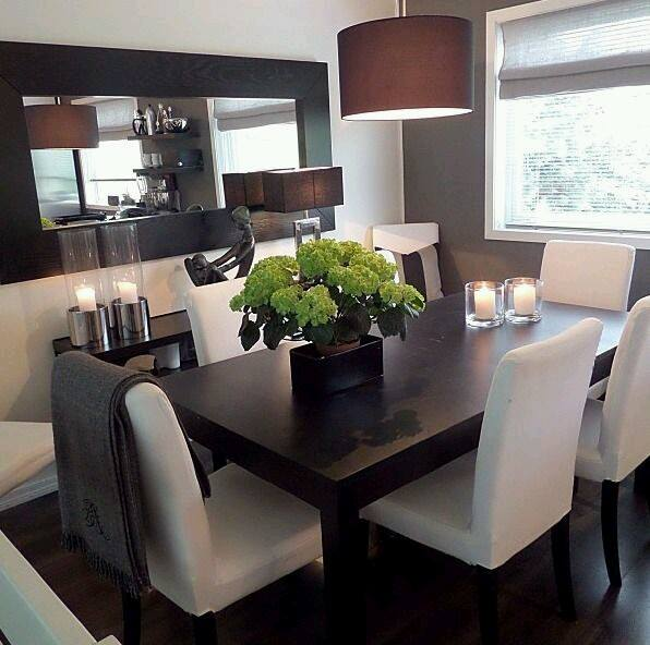 Tendencias decoracion 2019 25 como organizar la casa for Decoracion de comedor con espejos