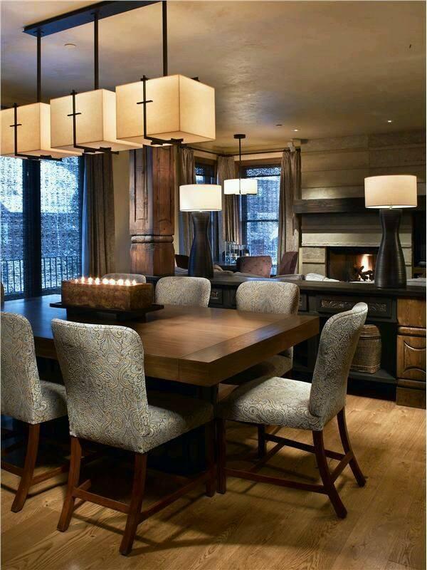 28 ideas para organizar y decorar comedores con un toque elegante y ...