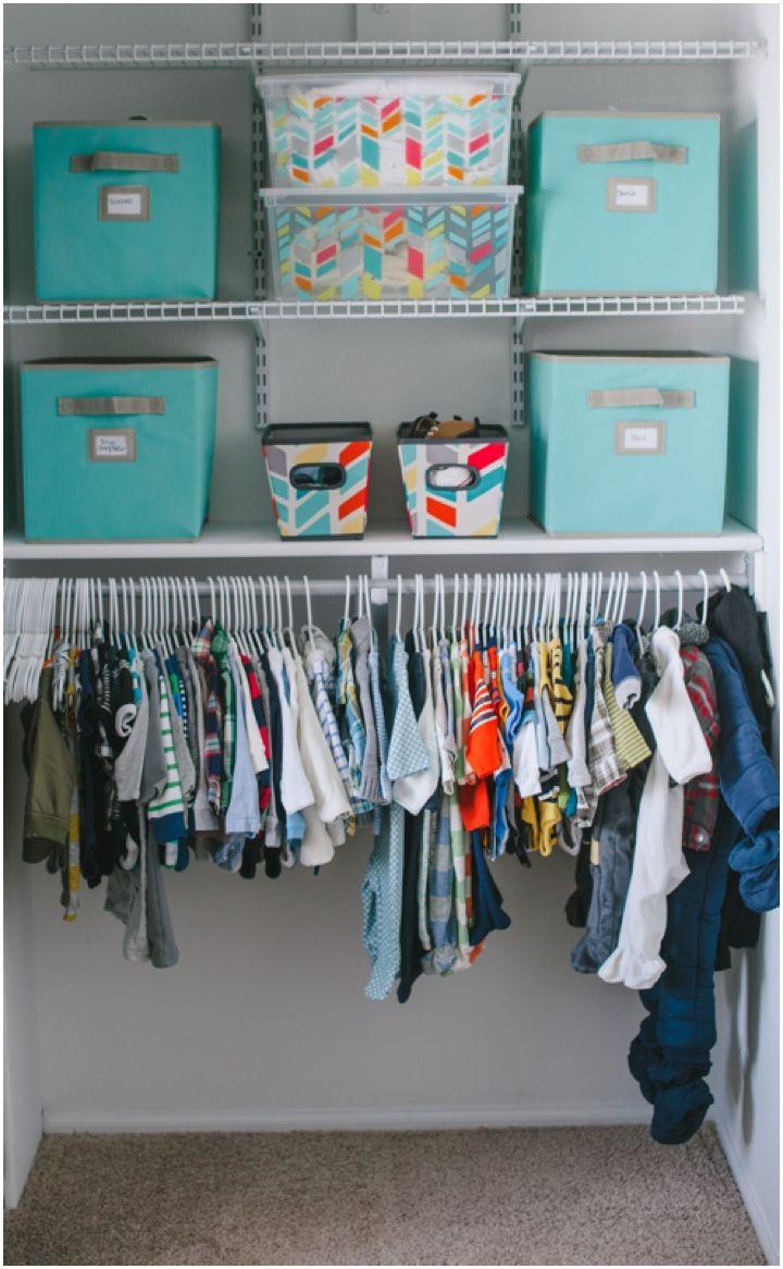 Como organizar un closet para ni o curso de organizacion for Closet para ninos