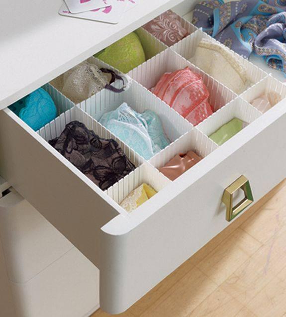 Ideas para organizar ropa interior - Organizador de ropa interior ...