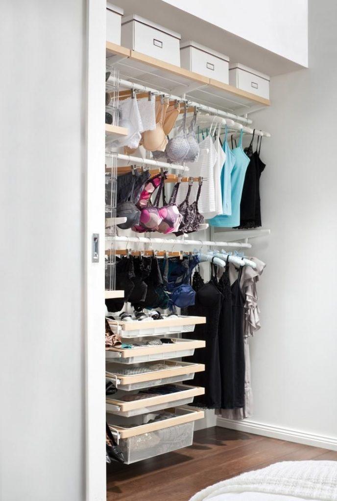 Ideas para organizar ropa interior decoracion de interiores fachadas para casas como organizar - Organizar ropa interior ...