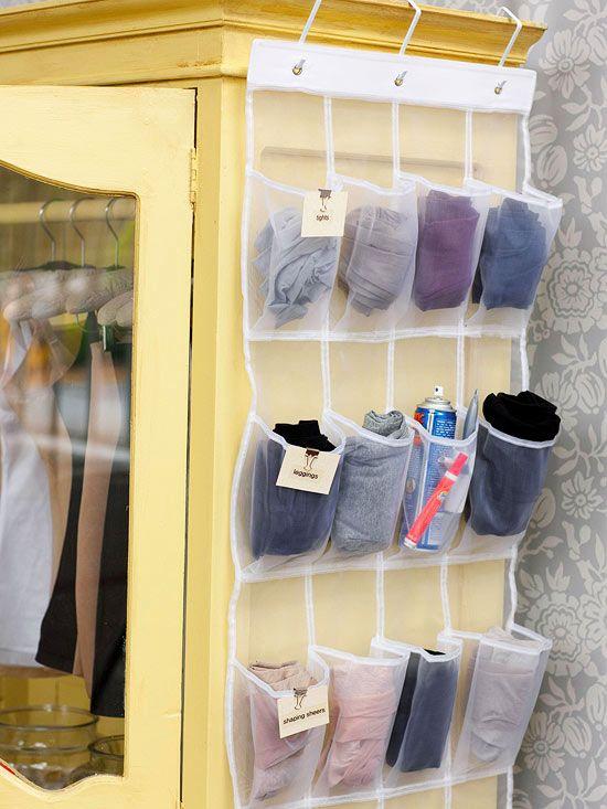 Ideas para organizar ropa interior  Curso de organizacion de hogar