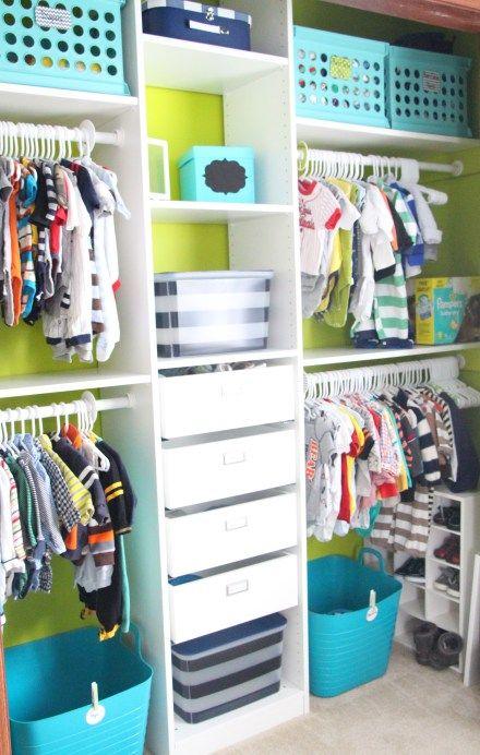Como organizar un closet para ni o decoracion de Disenar habitacion ikea