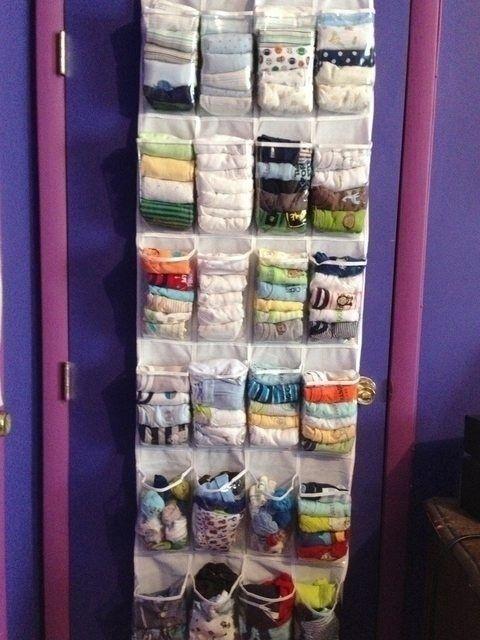 como organizo la ropa interior