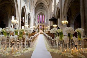 Eleccion de iglesia para la boda