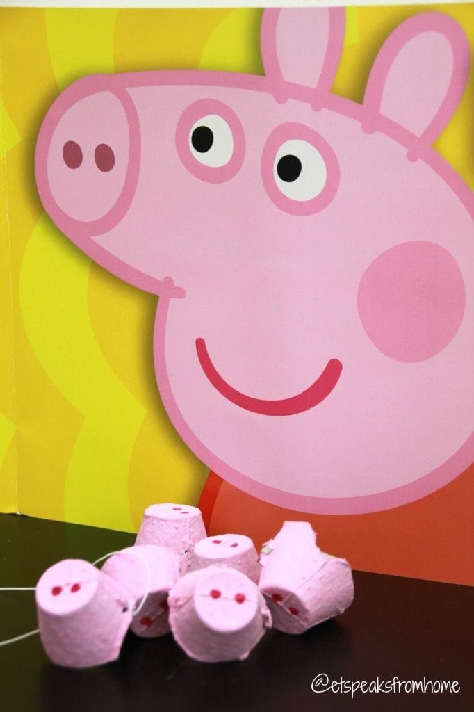 ideas fiesta de peppa