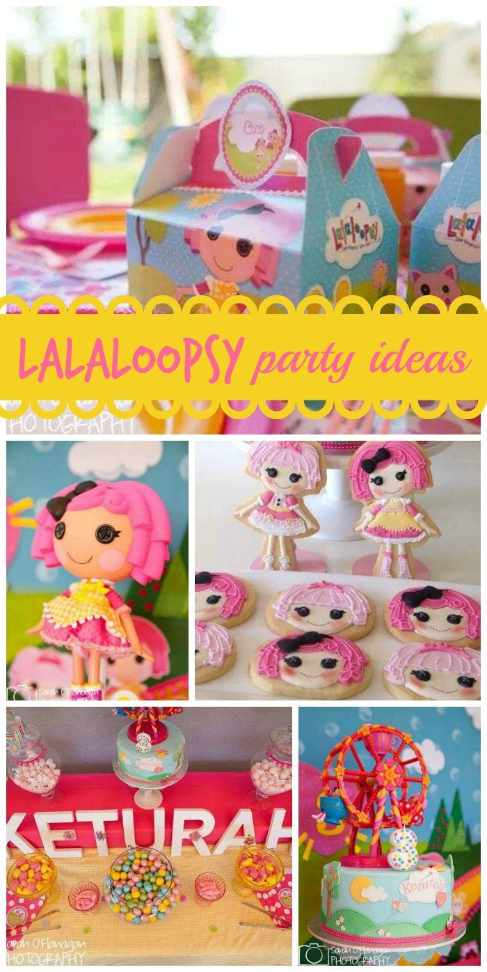 Ideas para fiesta de cumplea os de lalaloopsy decoracion - Organizar fiesta de cumpleanos adultos ...