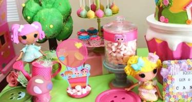 Ideas para Fiesta de cumpleaños de lalaloopsy