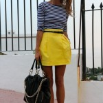 ideas para look casual con zapato de piso