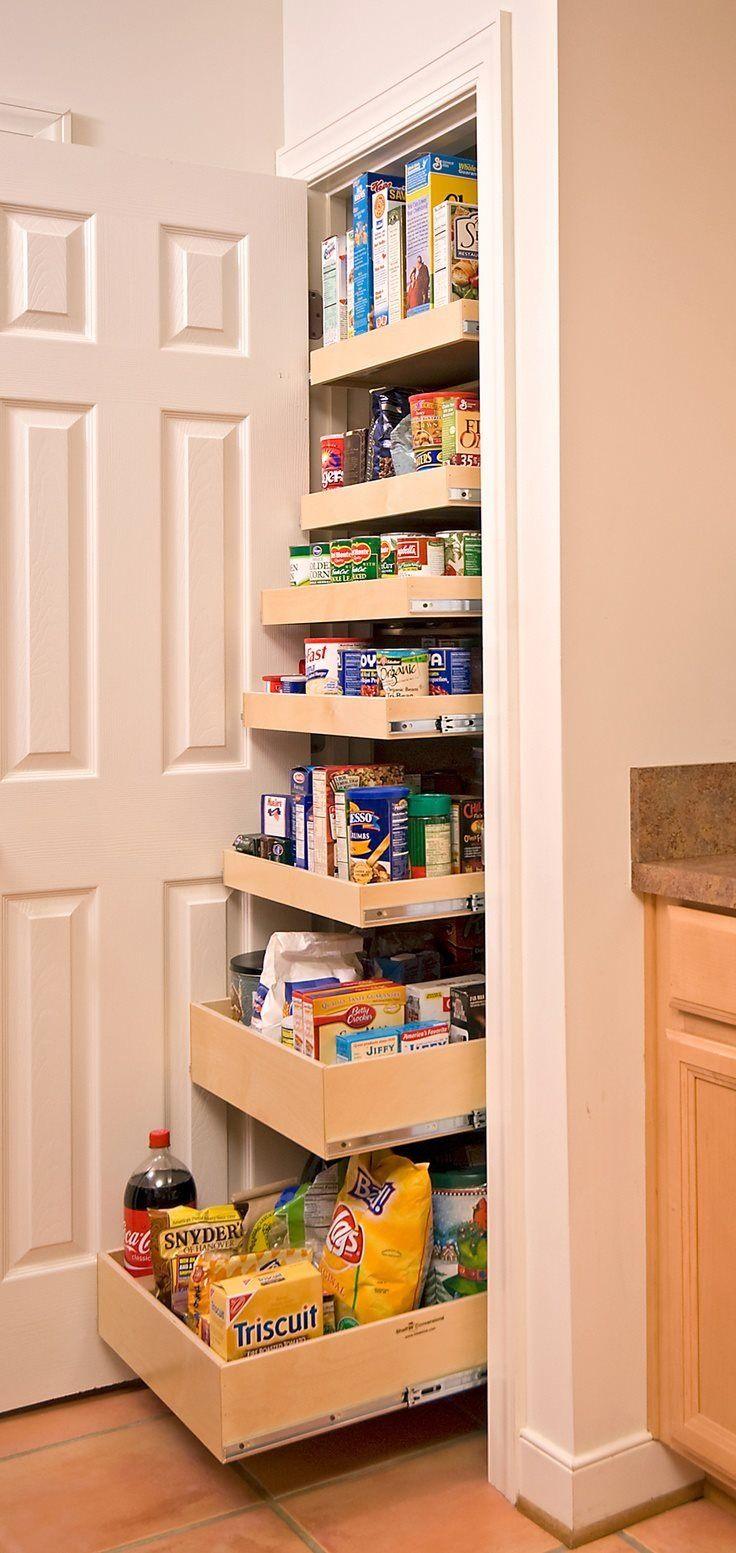 Ideas para Organizar la Cocina