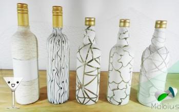 Reciclaje de Botellas de Cristal Paso a Paso