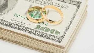 Presupuesto para una boda