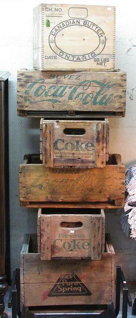 reciclar cajas de madera