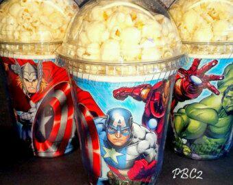 Ideas para fiesta de vengadores Avenger Party
