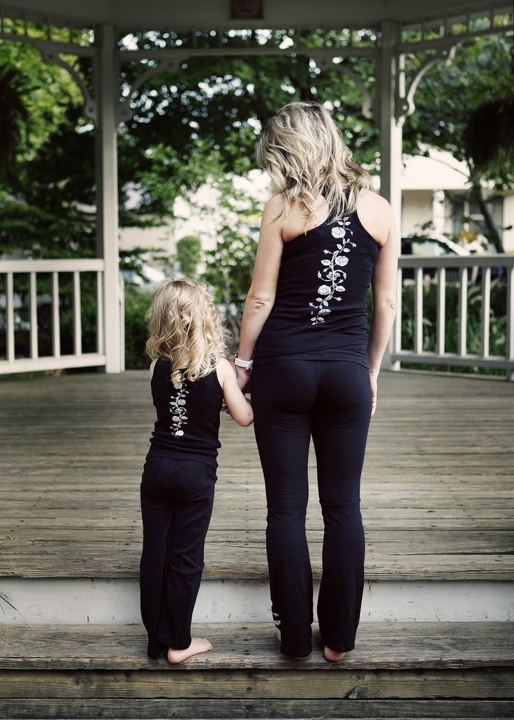 Ideas para look mama hija