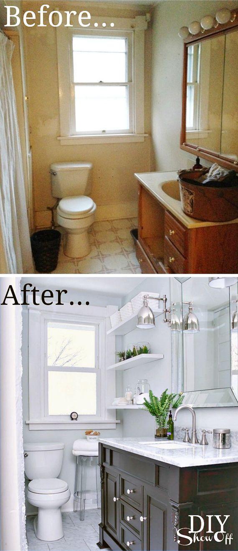 Ideas para renovar nuestro hogar antes y despues de for Renovar hogar