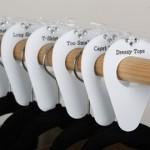 Como organizar ropa en el closet