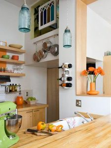 Ideas diseño de cocinas pequeñas