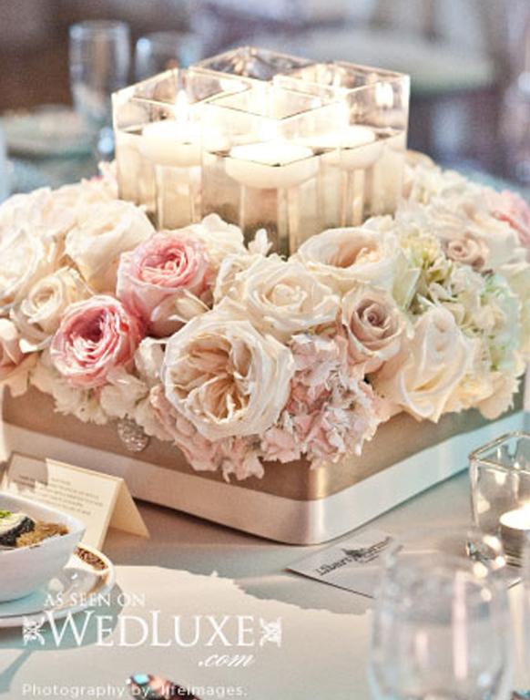 Centros de mesa Elegantes (3)