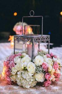 Centros de mesa con flores naturales (1)