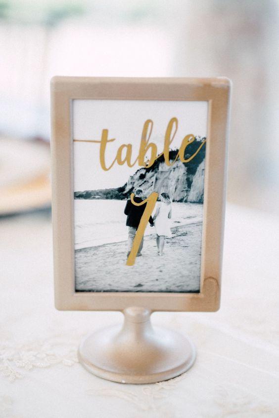 Centros de mesa con fotos (1)