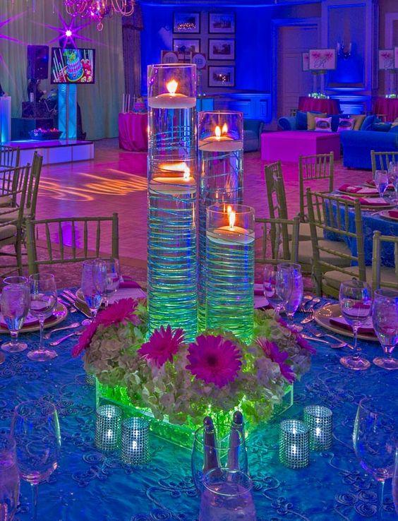 Centros de mesa neon (5)