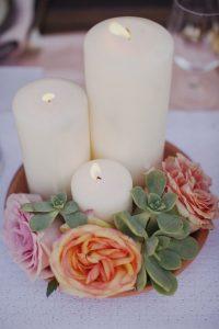Centros de mesa para quinceanera con velas (1)
