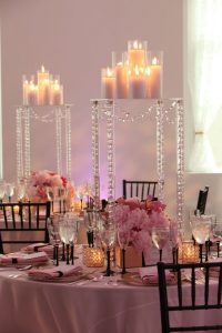 Centros de mesa para xv anos modernos y elegantes (2)