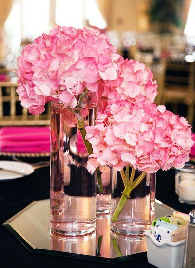 Centros de mesa rosa (5)