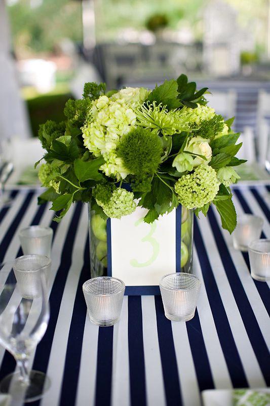 Centros de mesa verde (1)