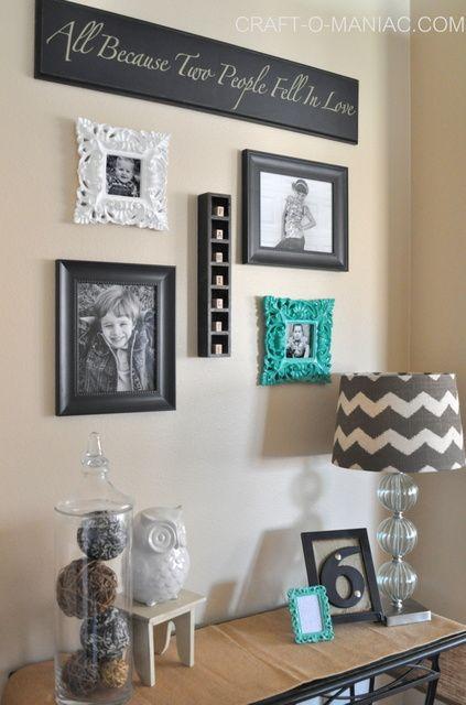 Como decorar con mis fotografias decoracion de - Como decorar mis fotos ...