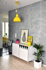 Ideas para decoracion Gris y Amarillo