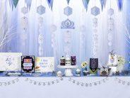 30 Ideas para Organizar una Fiesta de frozen