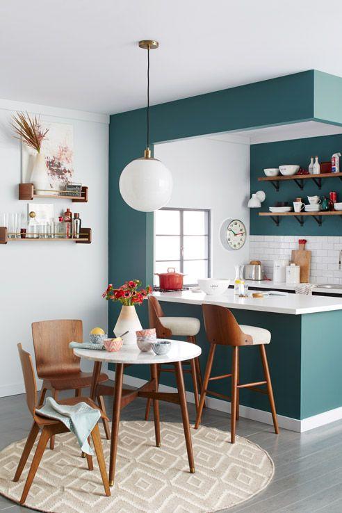 diseno-de-cocinas-pequenas | Como Organizar la Casa ...
