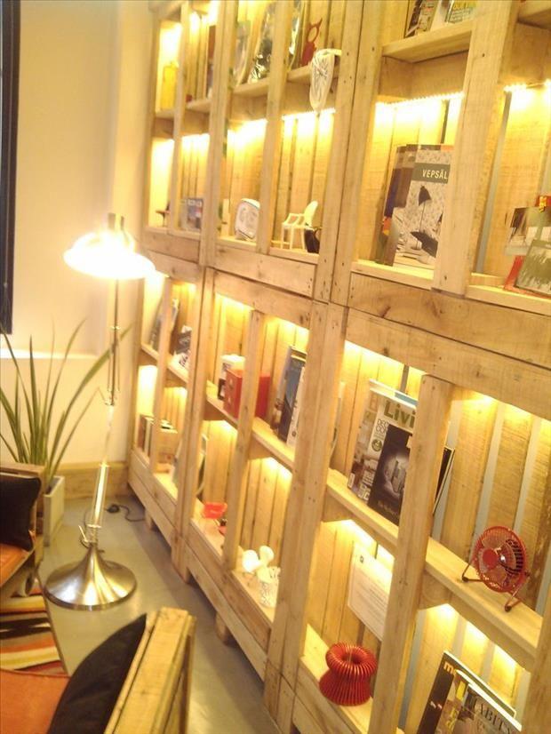 Fotos para reutilizar tarimas decoracion de interiores - Fotos de decoracion de interiores ...