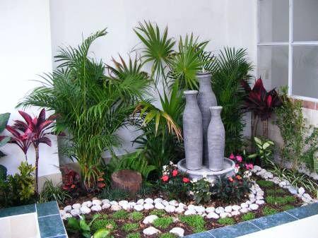 27 ideas para decorar y organizar el jard n for Ideas para hacer un jardin en casa