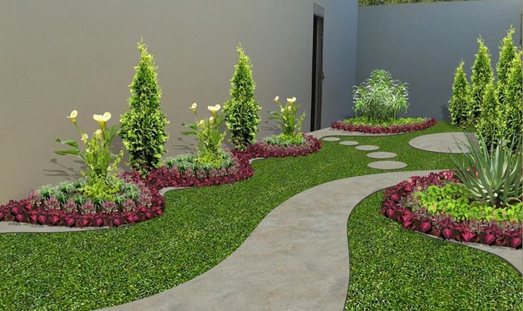 Ideas para organizar el jardin 15 decoracion de for Decoracion jardines interiores pequenos