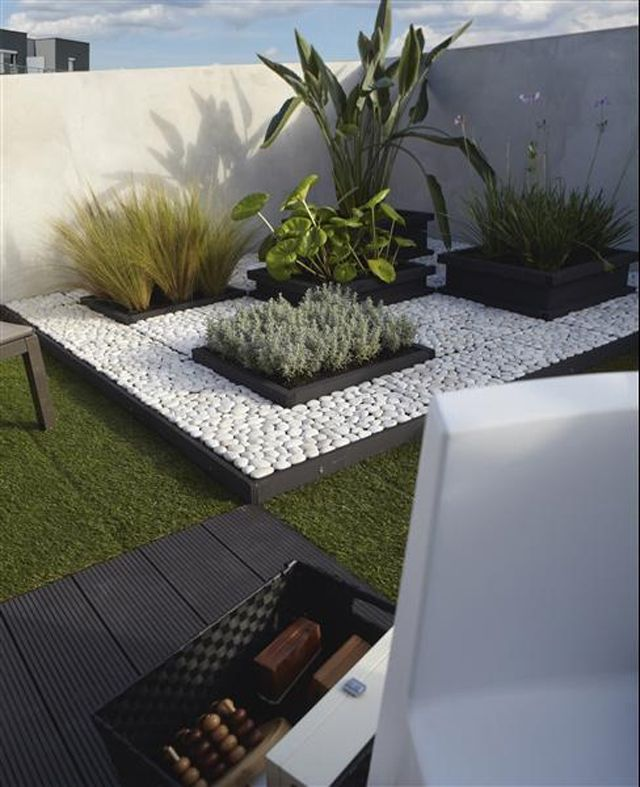 27 ideas para decorar y organizar el jard n decoracion for Ideas para decorar el jardin de casa