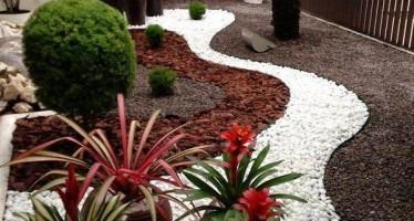27 ideas para organizar el jardin